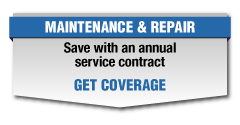 Save with an annual service contract