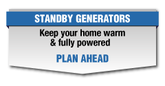 Keep your home warm & fully powered