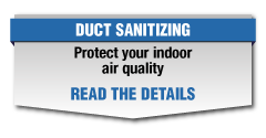 Protect your indoor air quality